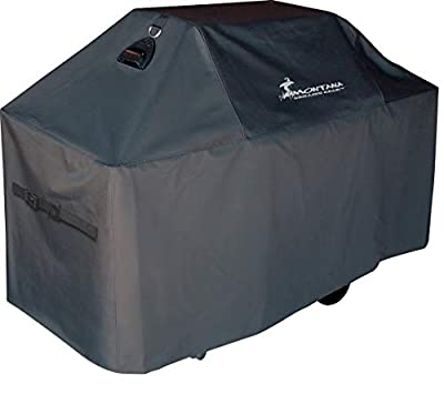 Montana Grilling Gear Premium Grill Cover - Patented Ventilation Technology Means BBQ Cover with Reduced Condensation – Weatherproof