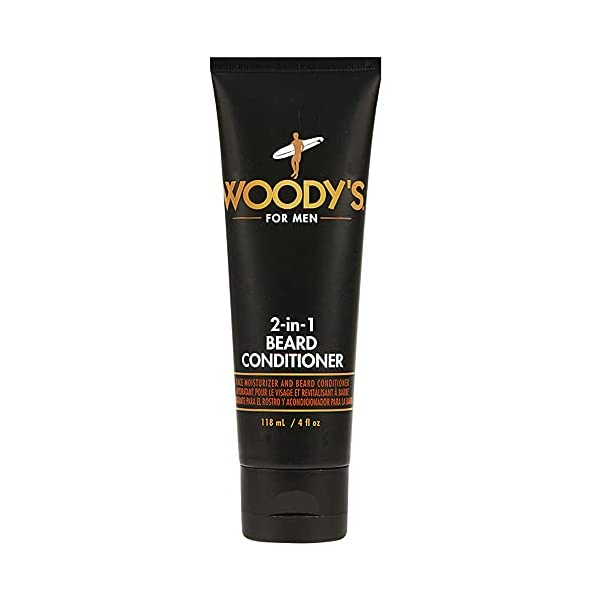 Woody's Beard 2-in-1 Conditioner, 4 Ounce 1