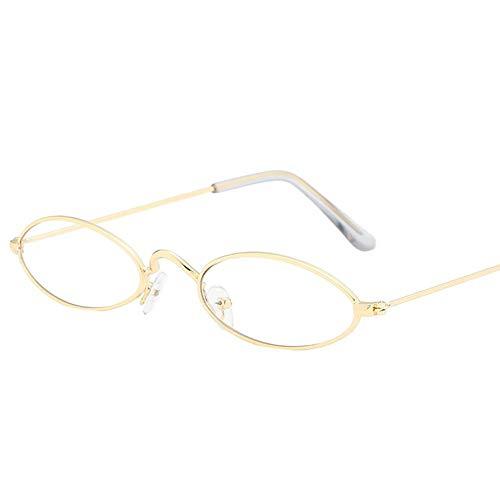 Mosako - Gafas de sol de moda para mujer, gafas de sol, marco sólido, unisex, protección UV400