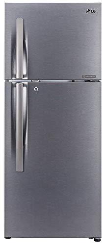 LG260L2StarSmartInverterFrost-FreeDoubleDoorRefrigeratorGL-S292RDSYConvertibleDazzleSteel