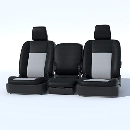 Durafit Seat Covers for 2002-2010 F250-F550 Heavy-Duty Waterproof Custom-Fit...