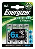 Energizer Piles Rechargeables AA, Recharge...