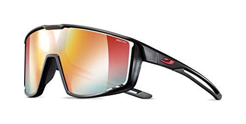 Julbo Fury Reactiv Performance 1-3 LAF Sportbrille, schwarz durchscheinend-blau