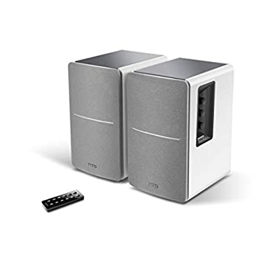White Edifier R1280DB Active Bluetooth Speakers RCA, optical and digital inputs by Edifier