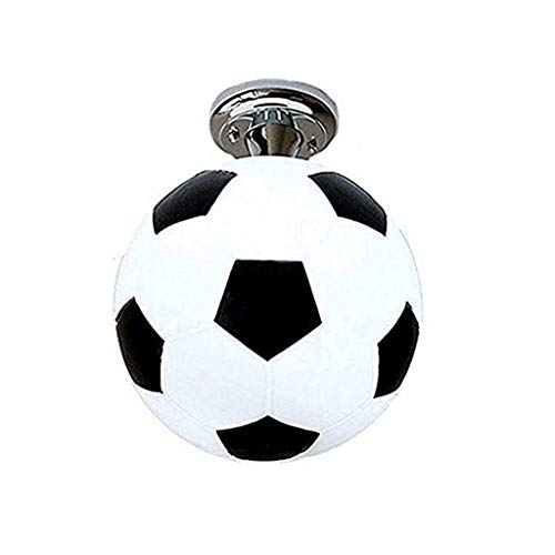 Creative LED Light Ceiling Football Lighting Lamp For Home Livingroom Decoration