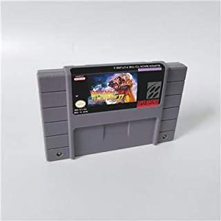 Game card - Game Cartridge 16 Bit SNES , Game Super Back to the Future Part II - Action Game Card US Version English Language