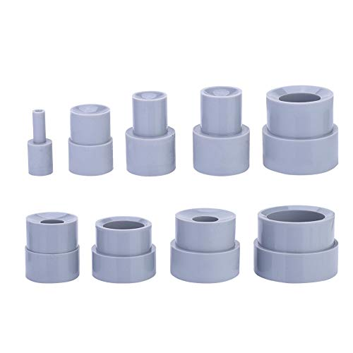 AYNEFY - Juego de 9 Anillos de reparación para cámaras réflex Digitales (8-83 mm, Goma, para cámaras de Casi Todos los tamaños)