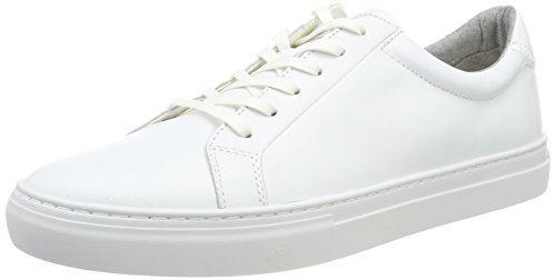 Vagabond Paul, Herren Sneaker, Weiß (White 01), 41 EU (7.5 UK)