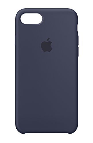 Apple Funda Silicone Case (para el iPhone 8 / iPhone 7) - Azul noche