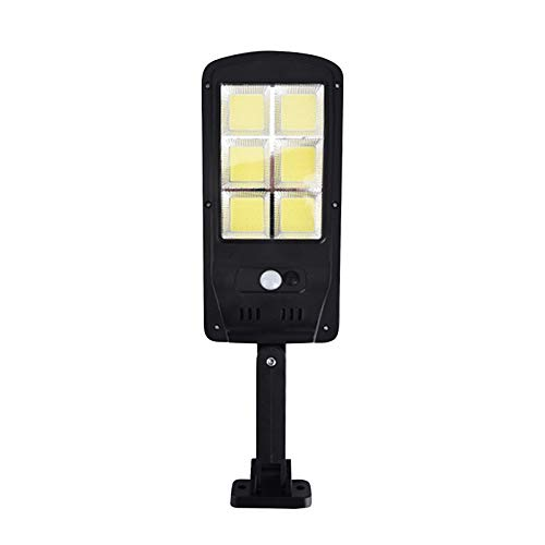 Giulot Solar Street Lights Dusk to Dawn Outdoor Lamp Pack LED Powered Lamp Motion Sensor, IP65 Waterproof Night Light,Wireless Wall and Fence, Patio, Gate Garage Outdoor,Wireless Light,Front Door