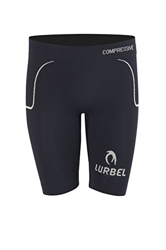 Lurbel Compression Shorts Potenza Bleu Taille S