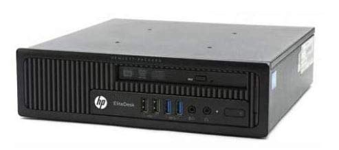 PC ultrafino HP EliteDesk 800 G1 USDT 8 GB RAM 500 GB Windows 10 Professional con licencia nueva (reacondicionado)