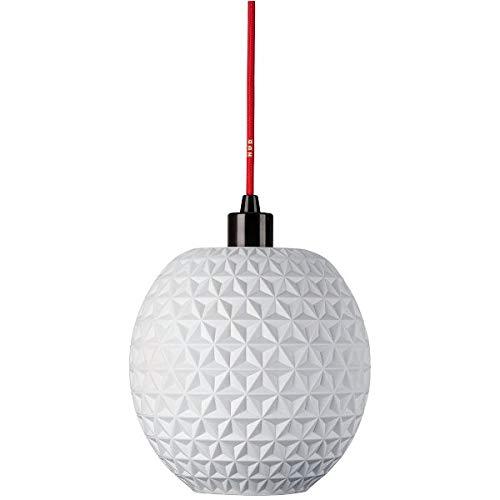 Rosenthal - Phi Lamps - Deckenlampe, Lampe, Pendelleuchte - Modell: Freeze - mit Kabel und Fassung