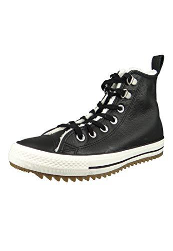 Converse Chucks 161512C Schwarz Chuck Taylor All Star Hiker Boot HI Black Egret Gum, Groesse:40 EU