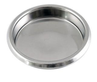 Gas N Pow3r Puly Caff Blindfilter-Abdeckscheibe, Edelstahl, 1 Stück, 58 mm, für handelsübliche Espressomaschinen mit Rückspülung