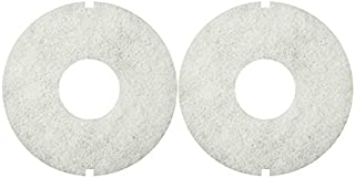 フィルターコム 光触媒Ag+ 花粉ウイルス99%対策 大建プラスチックス [ 100MPS(K)/MPS(K)2シリーズ 対応] / DAIKEN [ SB0417-01(02)R / SB0499-K03 対応 ] 換気口 互換フィルター 直...