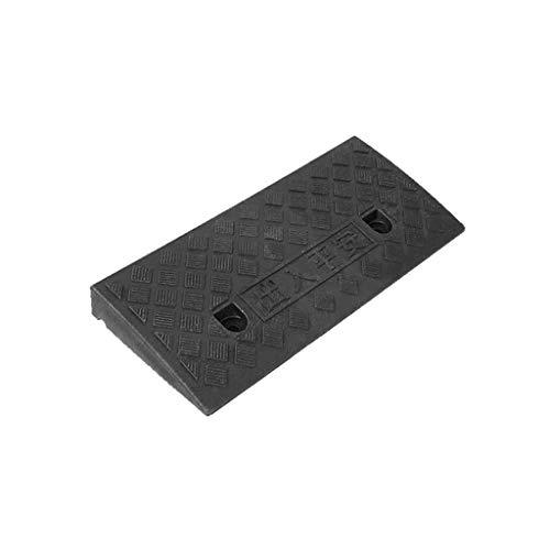Z-Ramps mat voor buiten, 5-13,5 cm, draagbaar slooppad, zwart kunststof, motorfiets-helling, autoaccessoires, garage, stoep, huishouden, rolstoel, drempelhulp, stoepranden