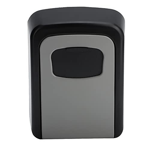 Gaeirt Caja de Seguridad para Llaves Caja de Cerradura con Llave Alta Seguridad para almacenes Ocultar una Llave