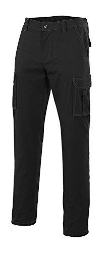 Velilla 103001 - Pantaloni multitasche (Taglie 44) colore nero