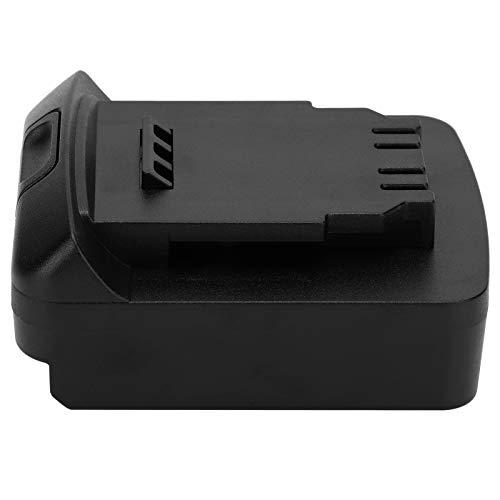 Herramienta eléctrica Adaptador de baterías Soporte de batería Adaptador duradero de corriente Herramienta inalámbrica Herramientas eléctricas Convertidor de batería 18V a 20V para taladro Makita
