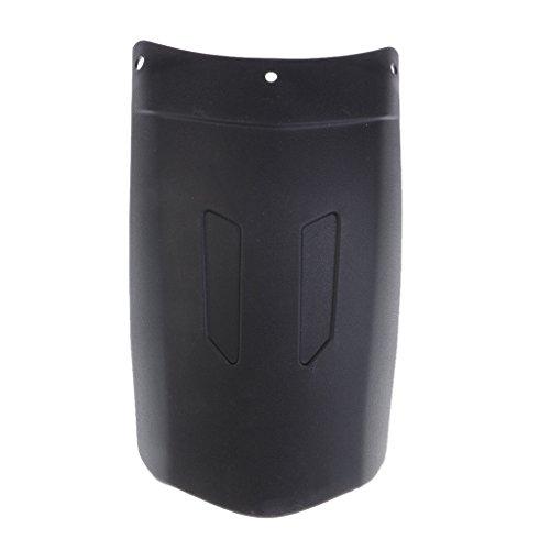 #N/a Extensión Universal de Guardabarros para Motocicleta, Negro