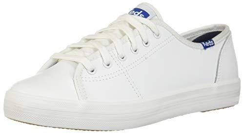 Keds WH57559 Tenis Blanco de piel para Dama Talla 05.0