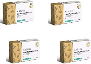 Assure Complexion bar (pack of 4)4x75g