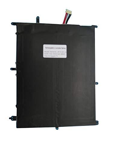 MTXtec - Batería para portátil EZbook X4 NV-2874180-2S (7,6 V, 5000 mAh, 38 WH, 14 Pulgadas)