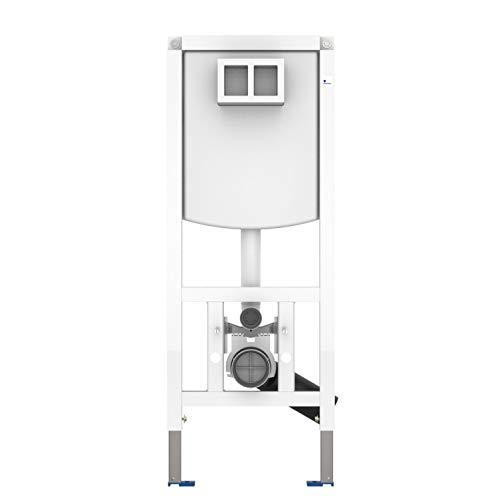 VIS CONEL WC-Vorwandelement 112 cm WC-Element UP-Spülkasten Trockenbau