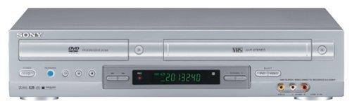 Sony SLV-D300P Progressive-Scan DVD-VCR Combo (Renewed)