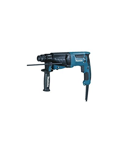 Makita HR2630 - Martillo rotativo SDS + 3 modos 26 mm, 240 V