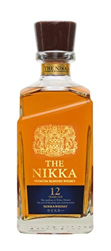 Nikka The 12 Years Old Whisky (1 x 0.7 l)