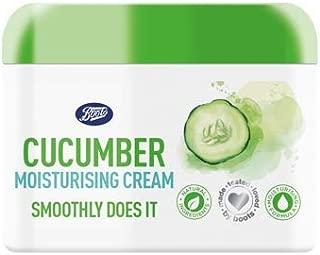 Boots Cucumber Moisturising Cream 100 ml. (3 Pack)