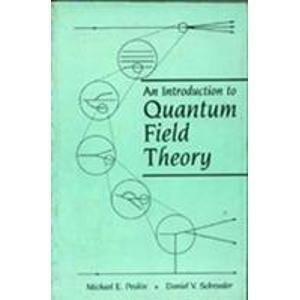Download An Introduction To Quantum Field Theory 