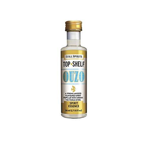Still Spirits Top Shelf Ouzo Essence Flavours 2.25L