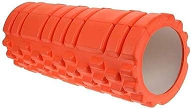 Roller Roll Exercises Yoga and back orange Fitness World
