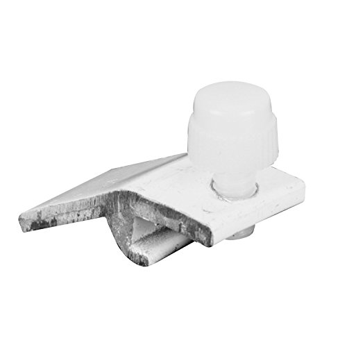 Prime-Line Products PL 7948 Storm Door Panel Clips with Screws (Pack of 8), 5/16