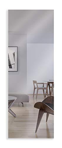 Artland Ganzkörperspiegel zum Aufhängen Wandspiegel Rahmenlos 50x140 cm Rechteckig Spiegel ohne Rahmen für Wohnzimmer Badezimmer Flur B8JP
