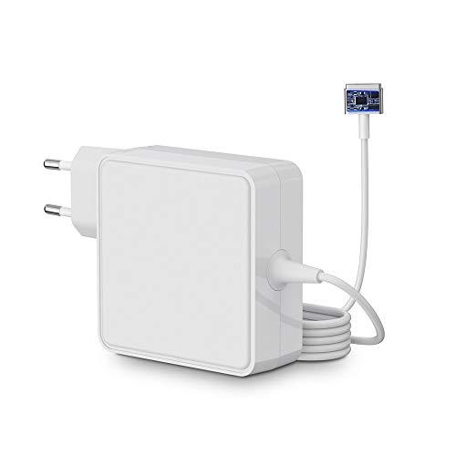 SIMPFUN Caricatore Mac Book Pro 85w Adattatore Magnetico Caricabatterie,Compatibile con Mac Book Pro Retina 13'15'17' Pollici con Connettore a'T' (inizio 2012-2015)