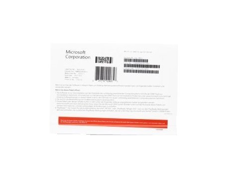 MS Windows 10 Pro 64bit OEM [import allemand]