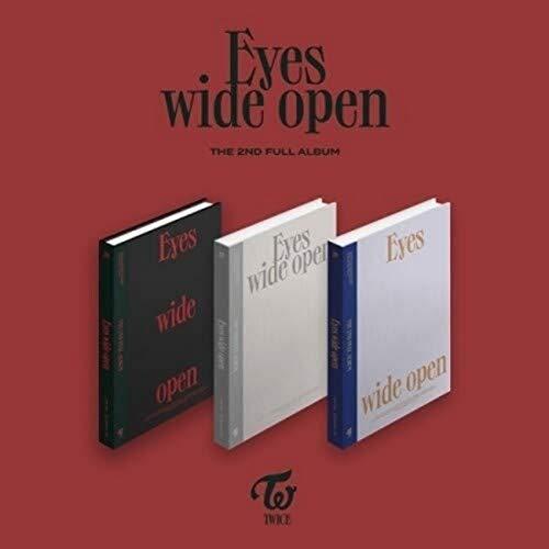 Eyes wide open(輸入盤)