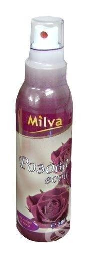 MILVA Rose Water