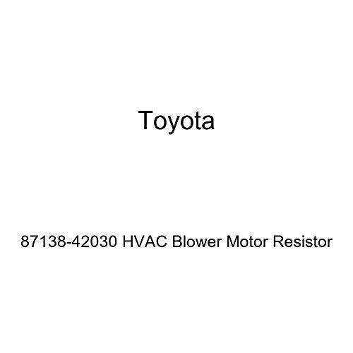 04 rav4 blower motor resistor - 6