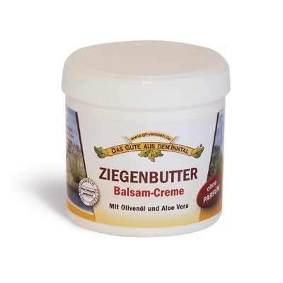 Ziegenbutter Balsam-Creme 200ml - Direkt vom Hersteller