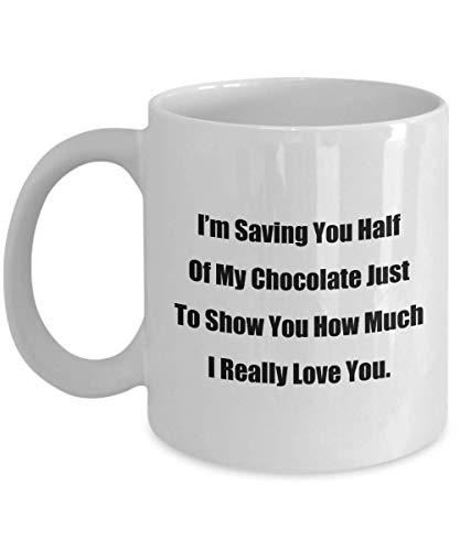 N\A Lustige Geschenkbecher für Hunderassen Mein Alano Espanol ist schlauer, niedlicher und benimmt Sich Besser als Ihre Kinder. Klassische 11 Unzen Keramik Kaffee Teetasse