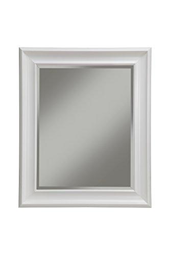 Sandberg Furniture White Wall Mirror