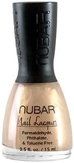 NUBAR NAIL LACQUER FM118 GOLD AURA