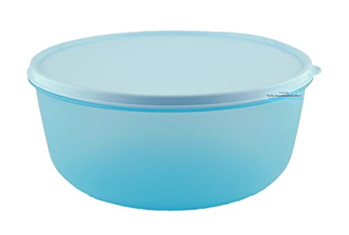 Tupperware Hit-Parade - Recipiente para frigorífico (4,0 L), color azul claro