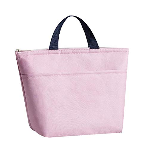 Wumedy Waterproof Thermal Insulated Picnic Lunch Bag Handbag Container Pouch Lunch Bags