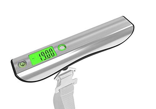 Pocket Digitalwaagen Präzisionshaushalts Elektronische Waagen Tragbare Waagen Gepäckwaagen Briefwaagen 50kg 0.05kg